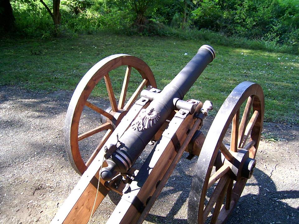Unsere Kanone