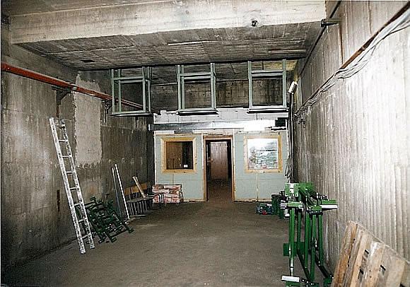Bau der Anlage 2